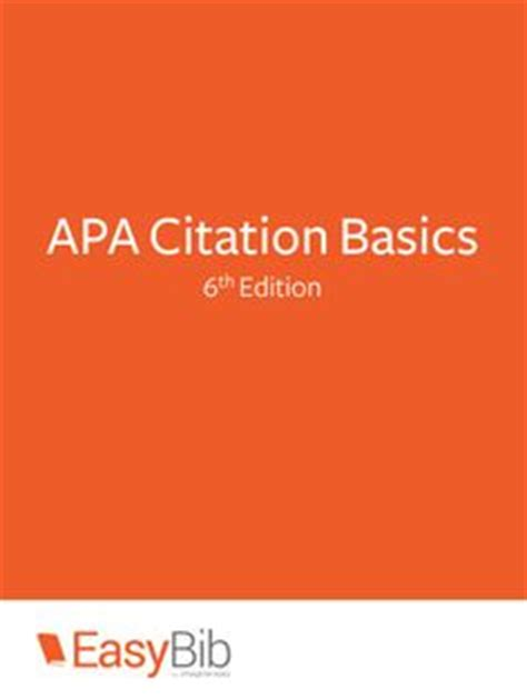 How to write a good thesis in APA style - Quora